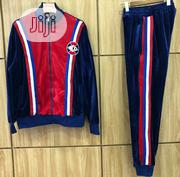 Gucci Designer Track Suit | Clothing for sale in Lagos State, Ikeja