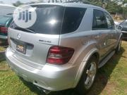 Mercedes-Benz M Class 2008 Silver | Cars for sale in Abuja (FCT) State, Gaduwa