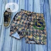 Burberry, LV, Offwhite Shorts | Clothing for sale in Lagos State, Lagos Island