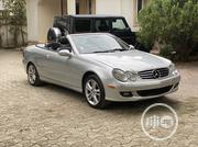 Mercedes-Benz CLK 2006 350 Coupe Silver | Cars for sale in Lagos State, Lekki Phase 1