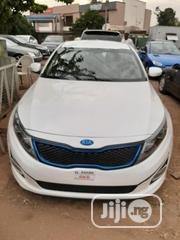 Kia Optima 2015 White | Cars for sale in Kaduna State, Kaduna North