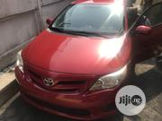 Toyota Corolla 2012 Red   Cars for sale in Lagos State, Ikoyi