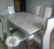 This Is High Quality Brand New Dining Table Six Seaters   Furniture for sale in Lagos State, Ajah