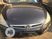 Honda Accord 2007 2.4 Black | Cars for sale in Lagos State, Yaba