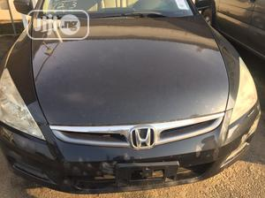 Honda Accord 2007 2.4 Black