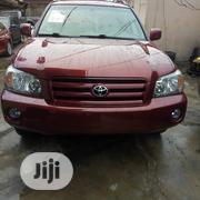 Toyota Highlander 2006 Limited V6 Red | Cars for sale in Lagos State, Lagos Mainland