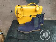 Navy Blue Chelsea Boot and Black Moccasin. | Shoes for sale in Lagos State, Lagos Mainland