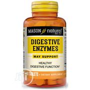 Manson Natural Digestive Enzymes -90tablets | Vitamins & Supplements for sale in Lagos State, Lagos Mainland