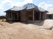 Already Roofed Uncompleted 5bedrooms Bungalow For Sale At A Give Away | Houses & Apartments For Sale for sale in Edo State, Oredo
