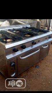 Gas Cooker With Oven 6burners | Restaurant & Catering Equipment for sale in Lagos State, Lekki Phase 1