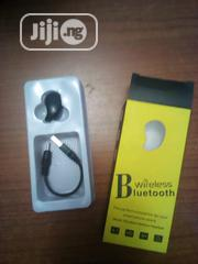 Bluetooth Wireless Earpod   Accessories for Mobile Phones & Tablets for sale in Rivers State, Port-Harcourt