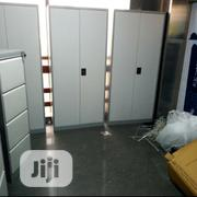 Brand New Imported Metal Book Shelves With Double Doors and Key's   Furniture for sale in Lagos State, Lagos Mainland