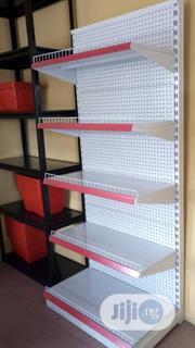 Supermarket Shelves Single Side | Store Equipment for sale in Abuja (FCT) State, Wuse 2