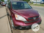 Honda CR-V 2007 Red | Cars for sale in Lagos State, Amuwo-Odofin