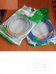 Aico Cat-6 Patch Cord 3-meter | Accessories & Supplies for Electronics for sale in Lagos State, Ikeja