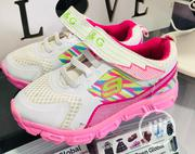 Kids Sport Shoes Girls Sneaker Canvas-27 | Children's Shoes for sale in Lagos State, Amuwo-Odofin