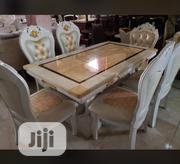 Royal Marble Dinning Set | Furniture for sale in Abuja (FCT) State, Central Business District