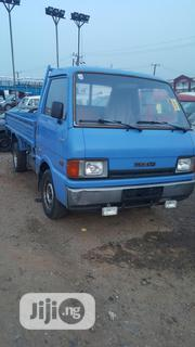 Foreign Used Mazda Pick Up 1987 Blue | Trucks & Trailers for sale in Lagos State, Ojodu