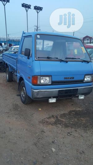 Foreign Used Mazda Pick Up 1987 Blue