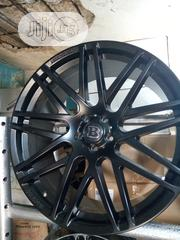 22 RIMS Mercedes Black Bos | Vehicle Parts & Accessories for sale in Lagos State, Mushin