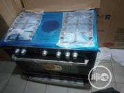 Brand New Polystar 4gas Burners 1electronic Burners Oven With Warranty   Kitchen Appliances for sale in Lagos State, Ojo