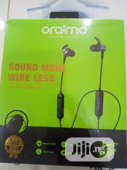 Sport Wireless Headphone (Oraimo: E57D) | Headphones for sale in Lagos State, Badagry