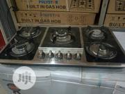 New Polystar 5 All Gas Builte in Table Blue Flame | Kitchen Appliances for sale in Lagos State, Ojo