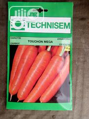 10g TOUCHON MEGA Carrot Seed | Feeds, Supplements & Seeds for sale in Delta State, Uvwie