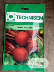 10g Crimson Globe Beetroot Hybrid Seed | Feeds, Supplements & Seeds for sale in Delta State, Uvwie