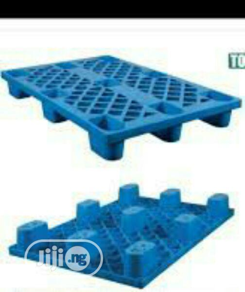 Blue Pallets Heavy Duty