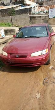 Toyota Camry 1999 Red | Cars for sale in Lagos State, Ojodu
