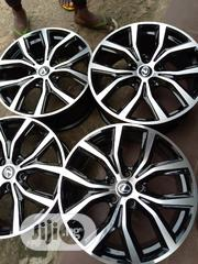 18 Rim Toyota Lexus 350 And 300 | Vehicle Parts & Accessories for sale in Lagos State, Mushin