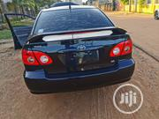 Toyota Corolla 2007 1.4 VVT-i Black | Cars for sale in Abuja (FCT) State, Asokoro