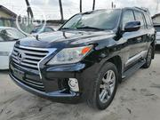 Lexus LX 2013 Black | Cars for sale in Rivers State, Port-Harcourt