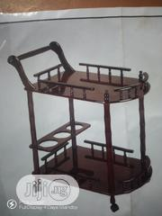 Wooden Trolly | Furniture for sale in Abuja (FCT) State, Wuse