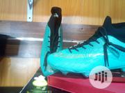 Nike Mercurial Ankle Boots Blue   Shoes for sale in Lagos State, Surulere