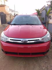 Ford Focus 2009 Red | Cars for sale in Lagos State, Isolo