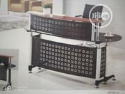 Glass Reception Desk | Furniture for sale in Abuja (FCT) State, Wuse