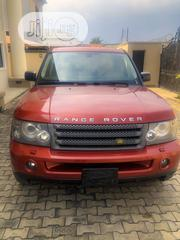 Land Rover Range Rover Sport 2008 Red | Cars for sale in Lagos State, Kosofe