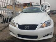 Lexus IS 250 C 2011 White | Cars for sale in Lagos State, Surulere