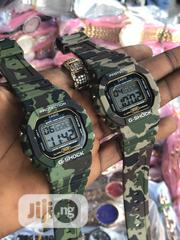 Classic Camon Color Casio G-Shock Wristwatch | Watches for sale in Lagos State, Lagos Island