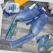 Off-white Quality Jeans | Clothing for sale in Lagos State, Lagos Island