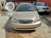 Toyota Corolla 2007 Gold | Cars for sale in Lagos State, Surulere