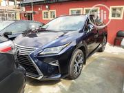 Lexus RX 2019 350L Luxury AWD Blue | Cars for sale in Lagos State, Surulere