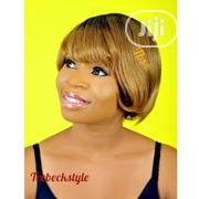 Blonde Mini-bob | Hair Beauty for sale in Lagos State, Oshodi-Isolo