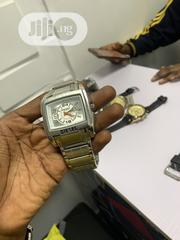 Men'S Diesel Silver Chain Wristwatches | Watches for sale in Lagos State, Ikeja