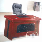 Excutive Office Table and Chiar | Furniture for sale in Lagos State, Ojo