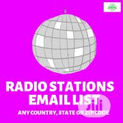 2019 Contact Information And Address For All Radio Stations In Nigeria | DJ & Entertainment Services for sale in Lagos State, Lekki Phase 1