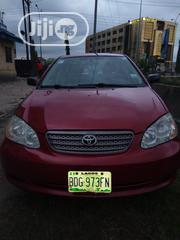 Toyota Corolla 2006 LE Red | Cars for sale in Rivers State, Port-Harcourt
