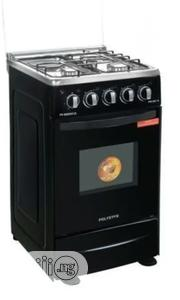New Polystar 3 Burner + 1 Hot Plate Oven Grill Gas Cooker - PV-   Kitchen Appliances for sale in Lagos State, Lagos Island